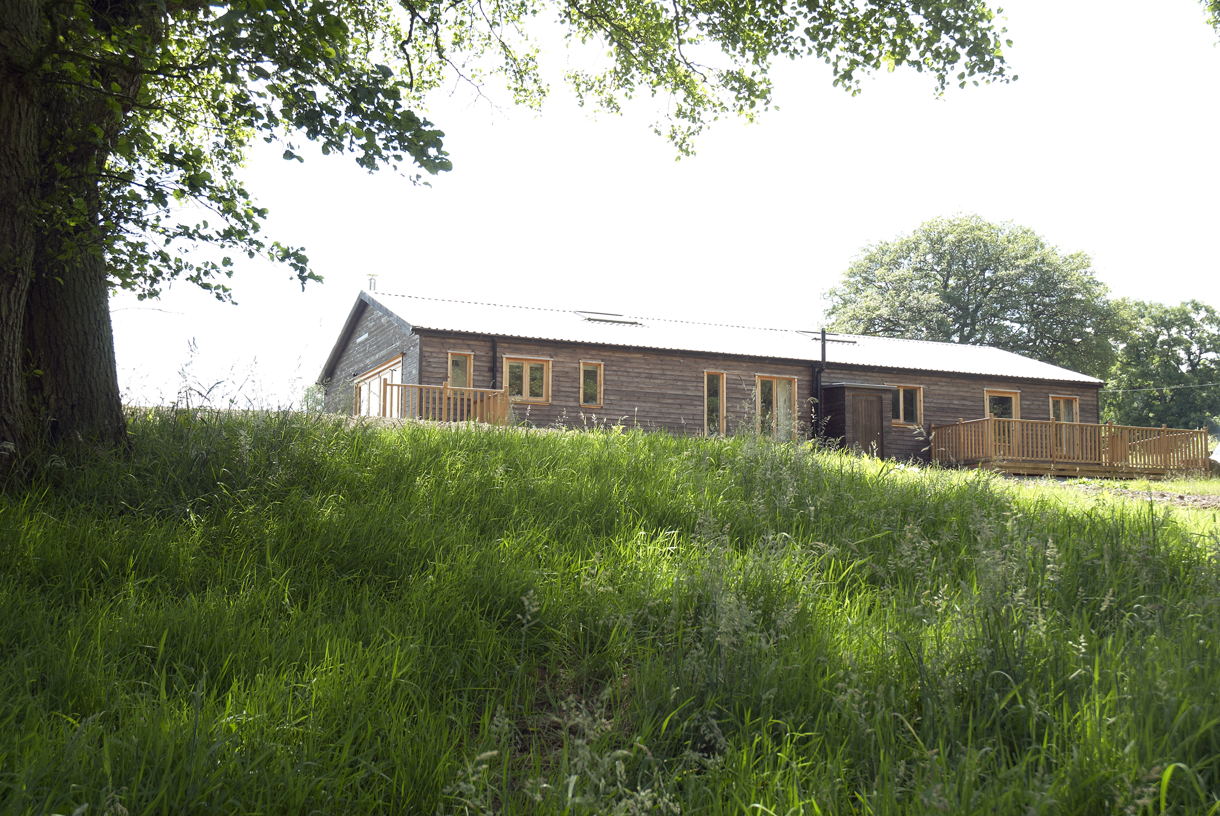 A CONVERTED BARN IN THE HEART OF SHROPSHIRE